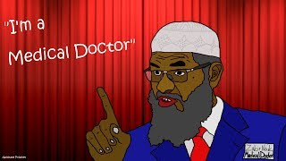 Zakir Naik Is Embarrassing
