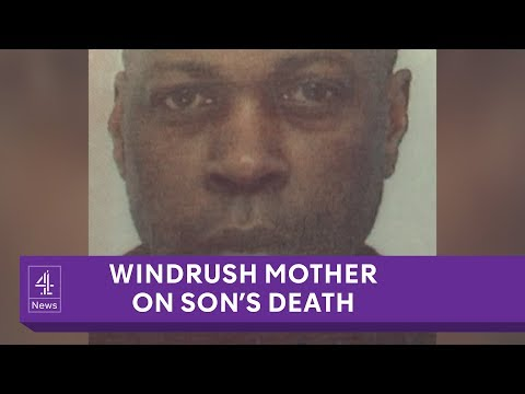 Xxx Mp4 Windrush Mother Blames Immigration Problems For Son S Death 3gp Sex