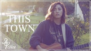 this town  niall horan alex g cover