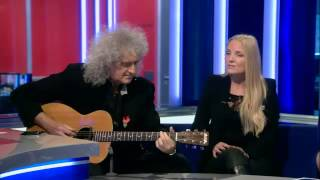 Brian May Song Calls For 'Colourblind' Voting