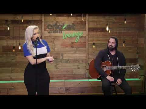 Download Bebe Rexha - Meant To Be (Acoustic at Cricket Wireless Lounge) On VIMUVI.ME