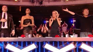 Golden Buzzers 2017 All Best Auditions | Britain's Got Talent 2017