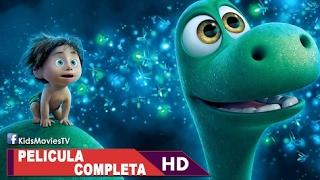 DE UN GRAN DINOSAURIO   Peliculas Completas en Español Latino Infantiles Disney Pixar 2016 ☄☄☄