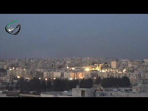 Alepo bajo las bombas de racimo rusas: el ejército sirio a punto de recuperar la ciudad