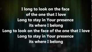 Show Me Your Glory - Jesus Culture/Kim Walker Smith w/ Lyrics