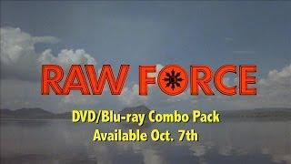 RAW FORCE - Destination: Warrior's Island [VINEGAR SYNDROME TEASER TRAILER]