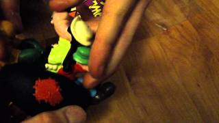 Burger King Goofy & Max Adventure Toys from the Movie by Spiderman Jerry