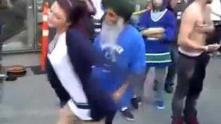 Punjabi Sikh Baba is Dancing With Porn Star - WHATSAPP Videos Subscribe ME.