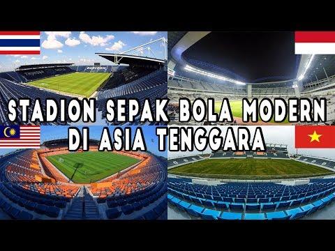 Xxx Mp4 10 Stadion Khusus Sepak Bola Terbaik Di Asia Tenggara 2017 3gp Sex