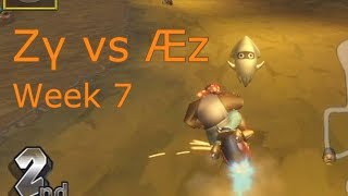 [IL] Zephyr vs. Aestheticz (Week 7) - Selected Races with Music