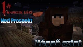 Magyar Minecraft Film: Végső Szint - 2. rész (Sorozat)