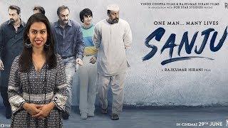 """""""Sanju"""" Movie Review by Tasneem Rahim (Showbiz India TV)"""