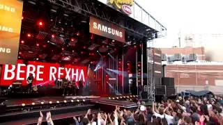 Bebe Rexha - No Broken Hearts (Live)