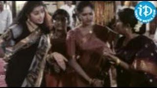 Gillikajjalu Movie Songs - Chinnari Kittayya Song - Srikanth - Meena - Raasi - Brahmanandam