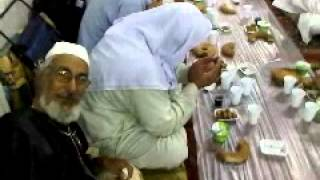 haram madina pak iftar time