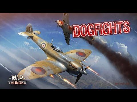 War thunder - Dogfight | Spitfire F. mk IX -vs- Yak-9T