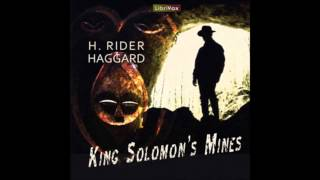 King Solomon's Mines audiobook - part 6