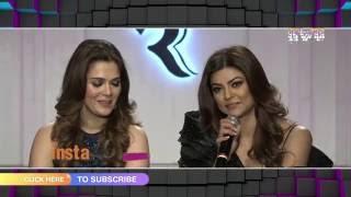 Sushmita Sen candid chat on Ramp Walk &