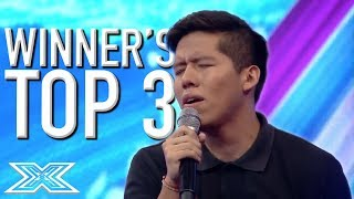 2019 WINNER Of The X Factor Bolivia - TOP 3 Performances | X Factor Global