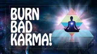 Burn Bad Karma mantra Sins Purifying Mantra Krishna mantra ॐ Powerful Krishna Meditation PM 2018