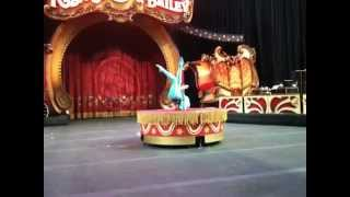 Ringling Bros. and Barnum & Bailey Circus - awesome dancer