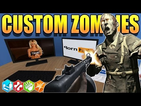 Custom Zombies