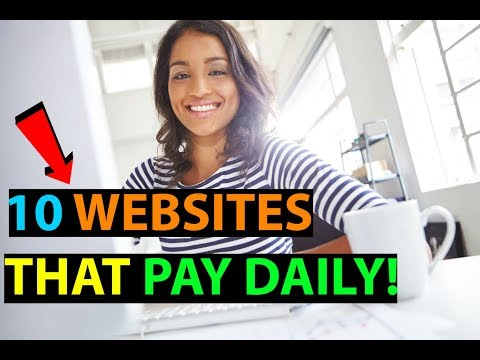 Xxx Mp4 10 Websites That Will Pay You DAILY Within 24 Hours Easy Work At Home Jobs 3gp Sex