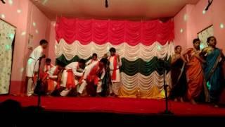 Amarvir sanyog unnati mandal shivne guhagar,25.r.m.v 2017, Dance Gajar maulicha
