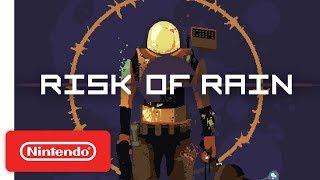 Risk of Rain - Launch Trailer - Nintendo Switch