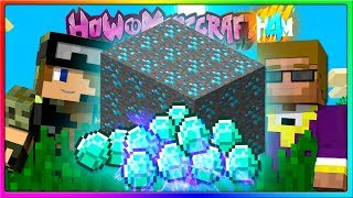 Minecraft - Most Beautiful Sight on Minecraft!   Episode 103 of H4M (How to Minecraft Season 4)