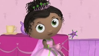 Super Why - The Tortoise and the Hare // Little Miss Muffet