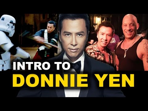 Donnie Yen Star Wars Rogue One & Return of Xander Cage BREAKDOWN