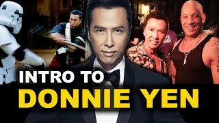 Donnie Yen Star Wars Rogue One & Return of Xander Cage BREAKDOWN