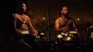 Mizhavu Thayambaka: a traditional Kerala percussion performance