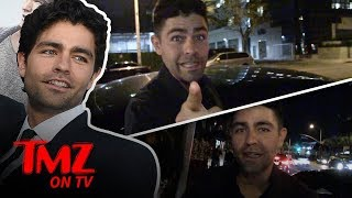 Adrian Grenier Is Pissed At Starbucks! | TMZ TV