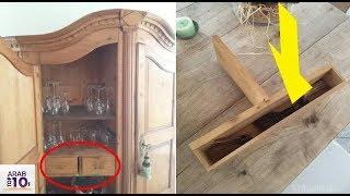 ورث خزانة عن جده وعندما توفى قرر فتحها فصدم بما وجده داخل الخزانة..!!