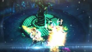 Epic MMORPG Crasher game trailer