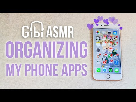 Xxx Mp4 Satisfying ASMR Organizing My Phone Apps What 39 S On My IPhone 8 3gp Sex