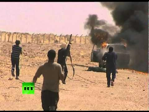 Xxx Mp4 Dramatic Video Shows Libya Rebels Fighting 39 Gaddafi Loyalists 39 3gp Sex