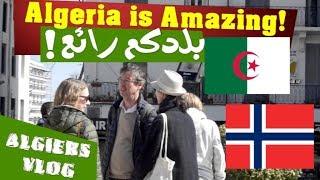 Algeria, Your Next Tourist Destination?   !لم يصدقوا أنها الجزائر