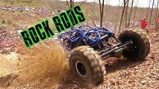 RUSH OFF ROAD ROCK BOUNCERS - ROCK RODS Episode 1