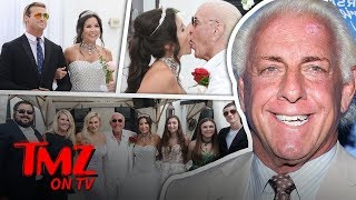 Ric Flair Gets Married For The 5th Time!   TMZ TV