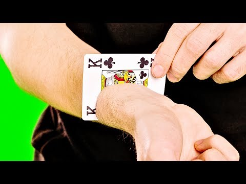 20 MAGIC TRICKS THAT WILL BLOW YOUR FRIENDS MIND