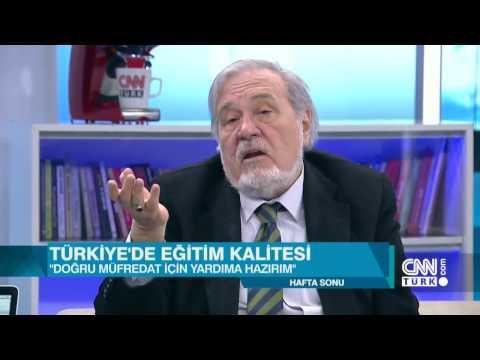 İlber Ortaylı - Türkiye'de eğitimin kalitesi neden düşük?