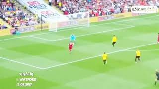 All the goals of Mohamed Salah together Liverpool and mad Arab commentators