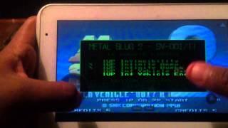 Neo.emu emulador neogeo para android - instalacion. y cheats