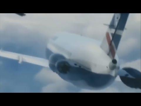 Pilot Sucked Out In Flight British Airways Flight 5390