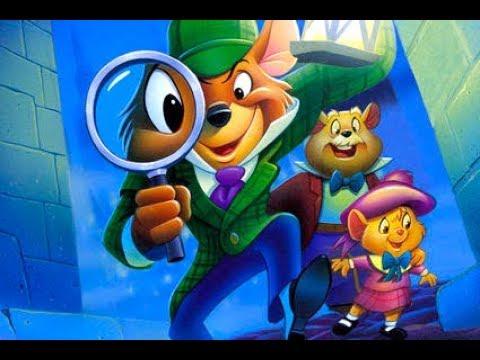 Basil El ratón superdetective Trailer