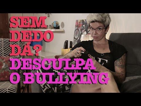 SEM DEDO DÁ? | DESCULPA PELO BULLYING | P&PONTO