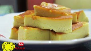 Kue Sedap Puding Roti Karamel